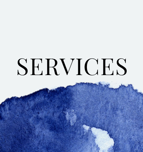 watercolor image of services